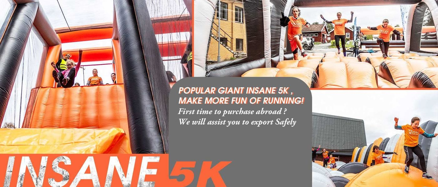 Run Inflatable 5k
