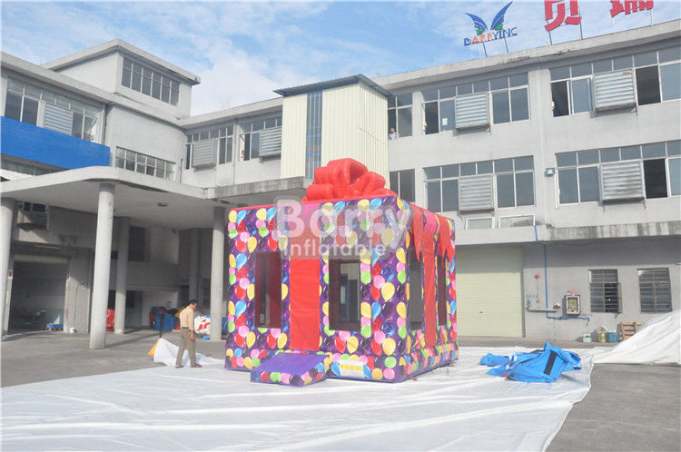 Cina Anak-anak Inflatable Bouncer, Anak-anak Birthday Party Inflatable Jumping House pabrik