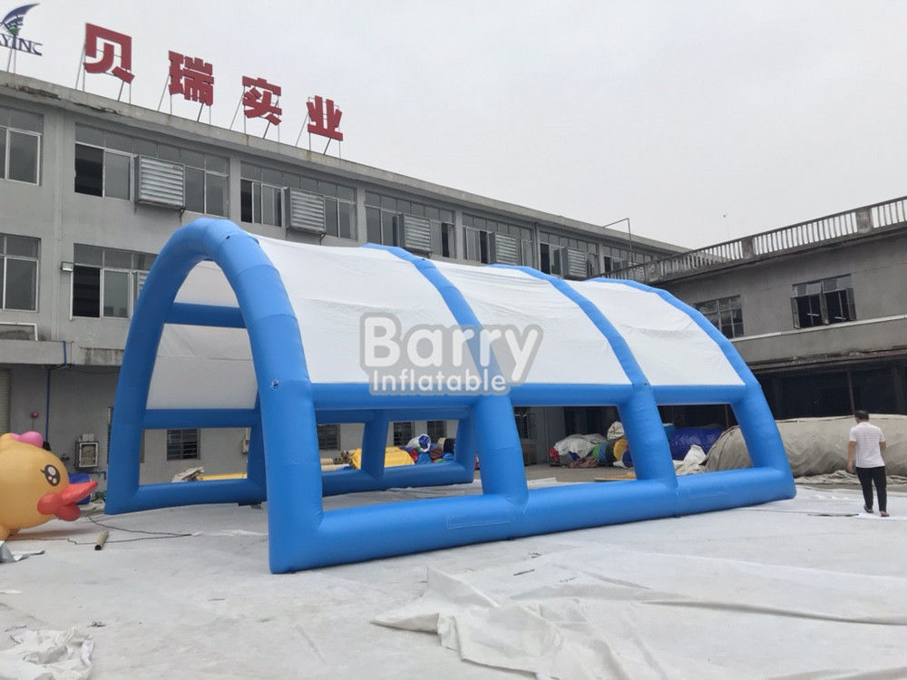 Cina Tenda Outdoor Advertising Promosi Inflatable Dome / Advertising Inflatable Tent pabrik