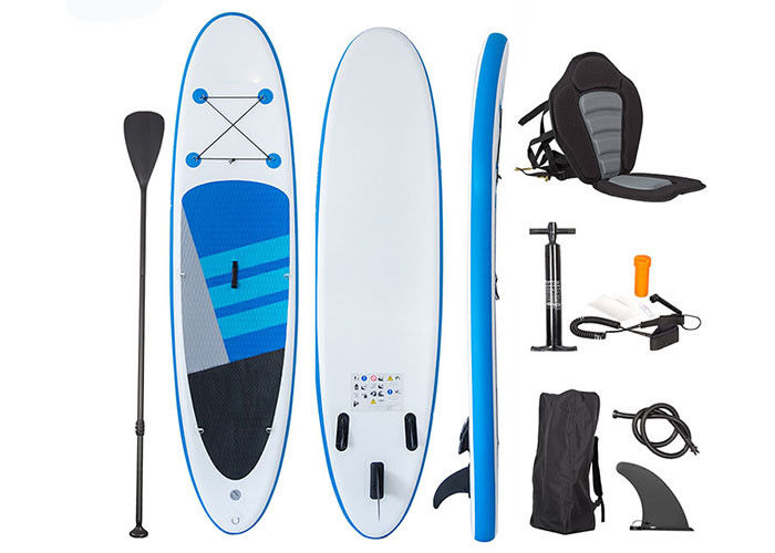 Colorful Sup Waves Inflatable Stand Up Paddle Board Dengan Kursi