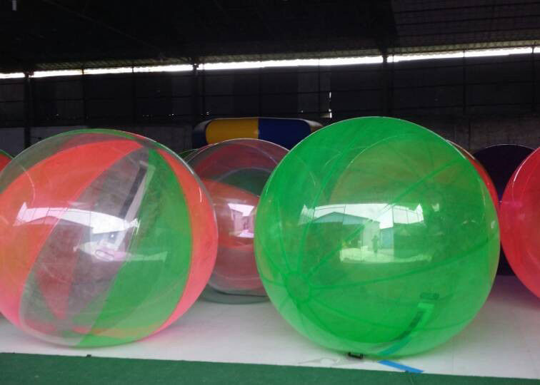 Rental Dia 2m Anak-anak Meledakkan Air Mainan Inflatable Walking Water Ball